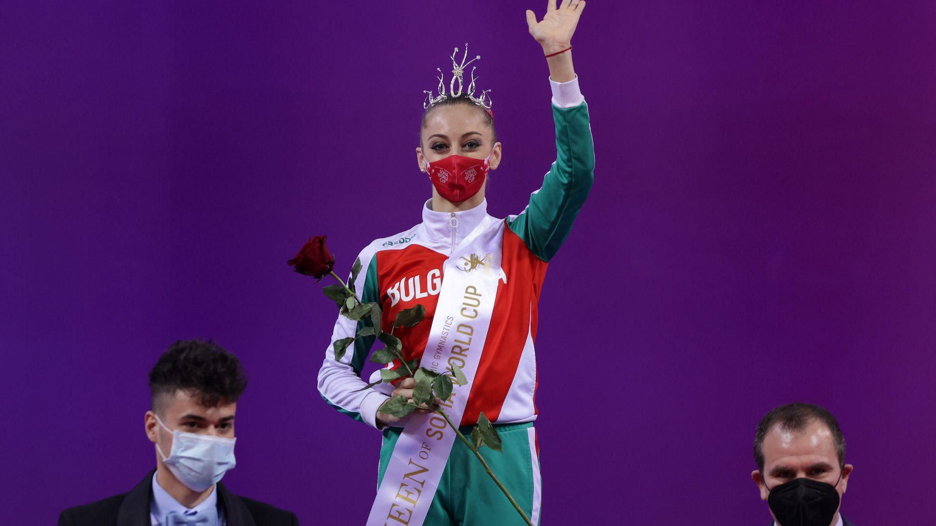 Боряна Калейн стана Кралица на Световната купа и взе още едно отличие