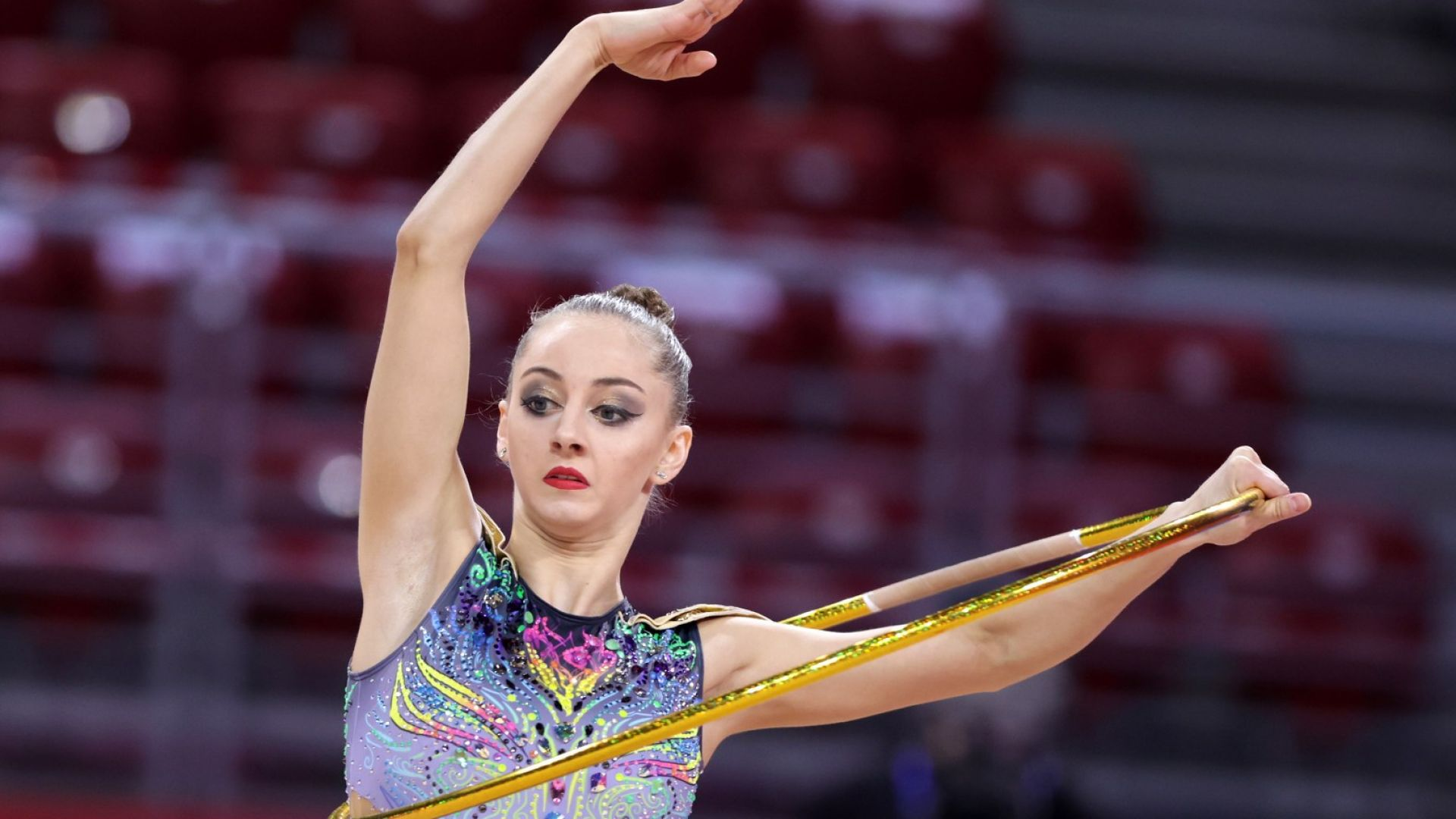 Боряна Калейн спечели три златни медала в София