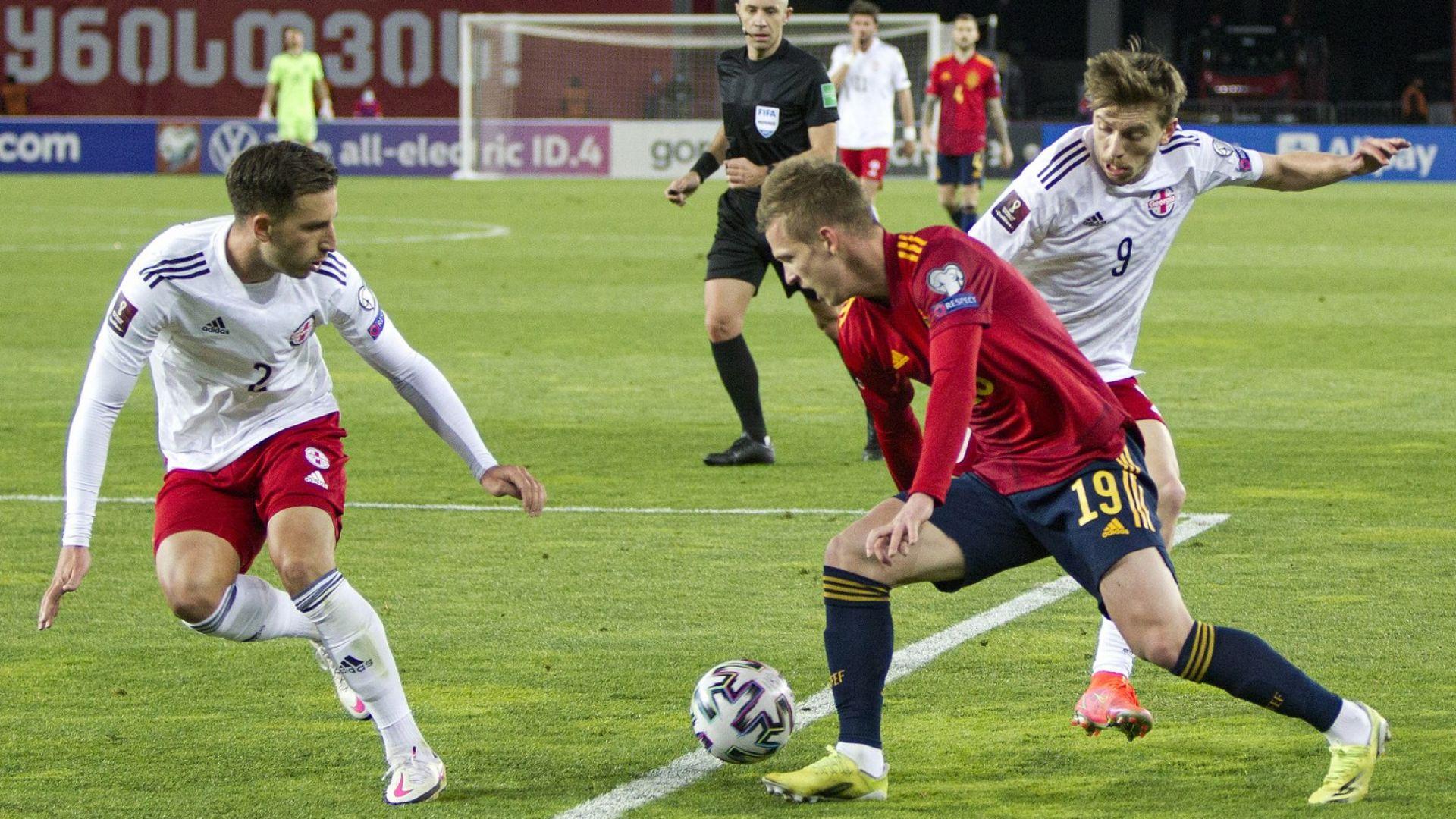 Испания продължава да играе слабо, този път се спаси (резултати)