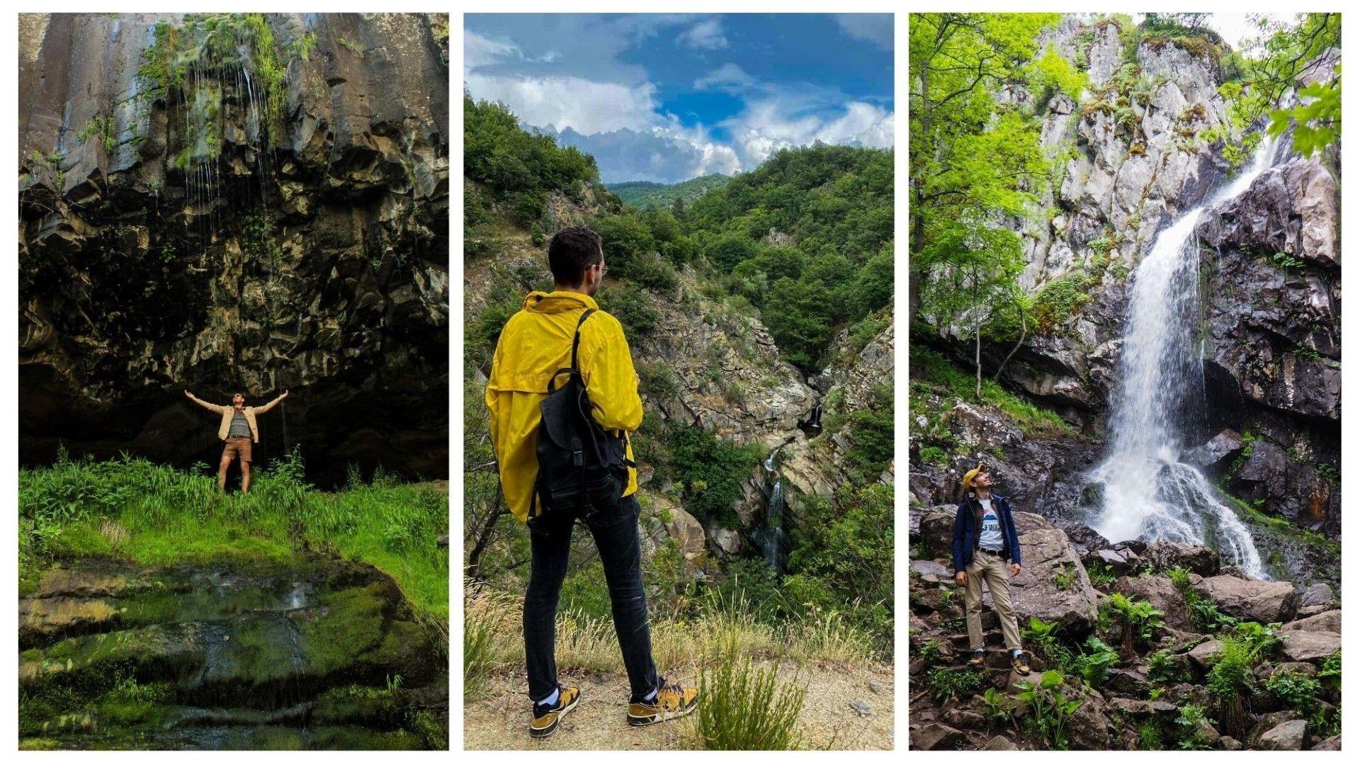 10 водопада, които да посетите тази пролет