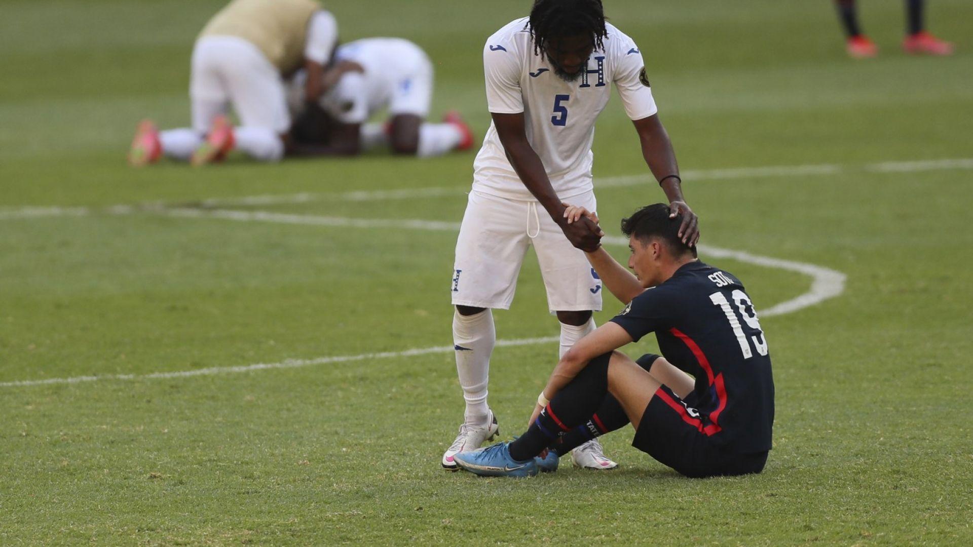 САЩ пропусна трета поредна Олимпиада във футбола