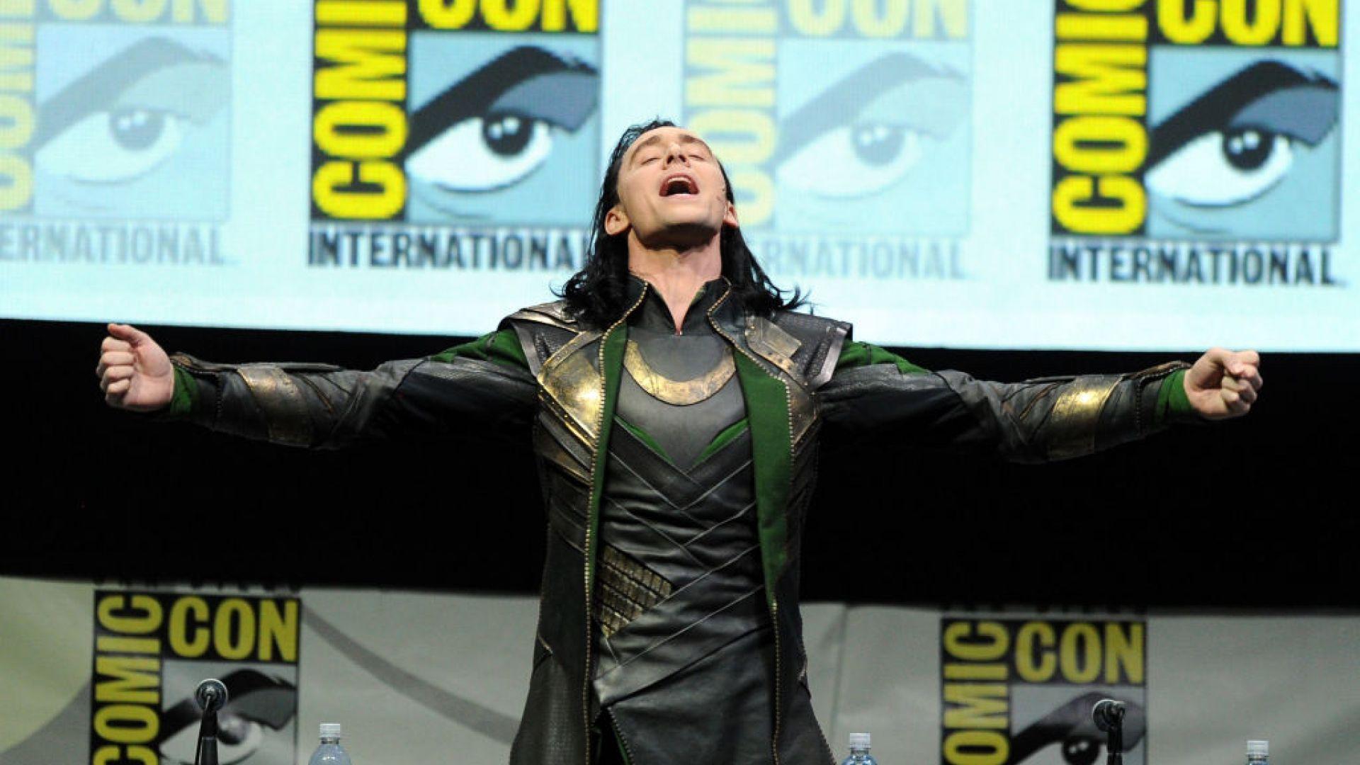 Фестивалът Comic-Con ще се проведе в края на месец ноември в Калифорния