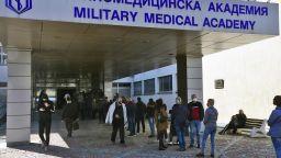 ВМА преобразува още 6 свои клиники в Covid зони