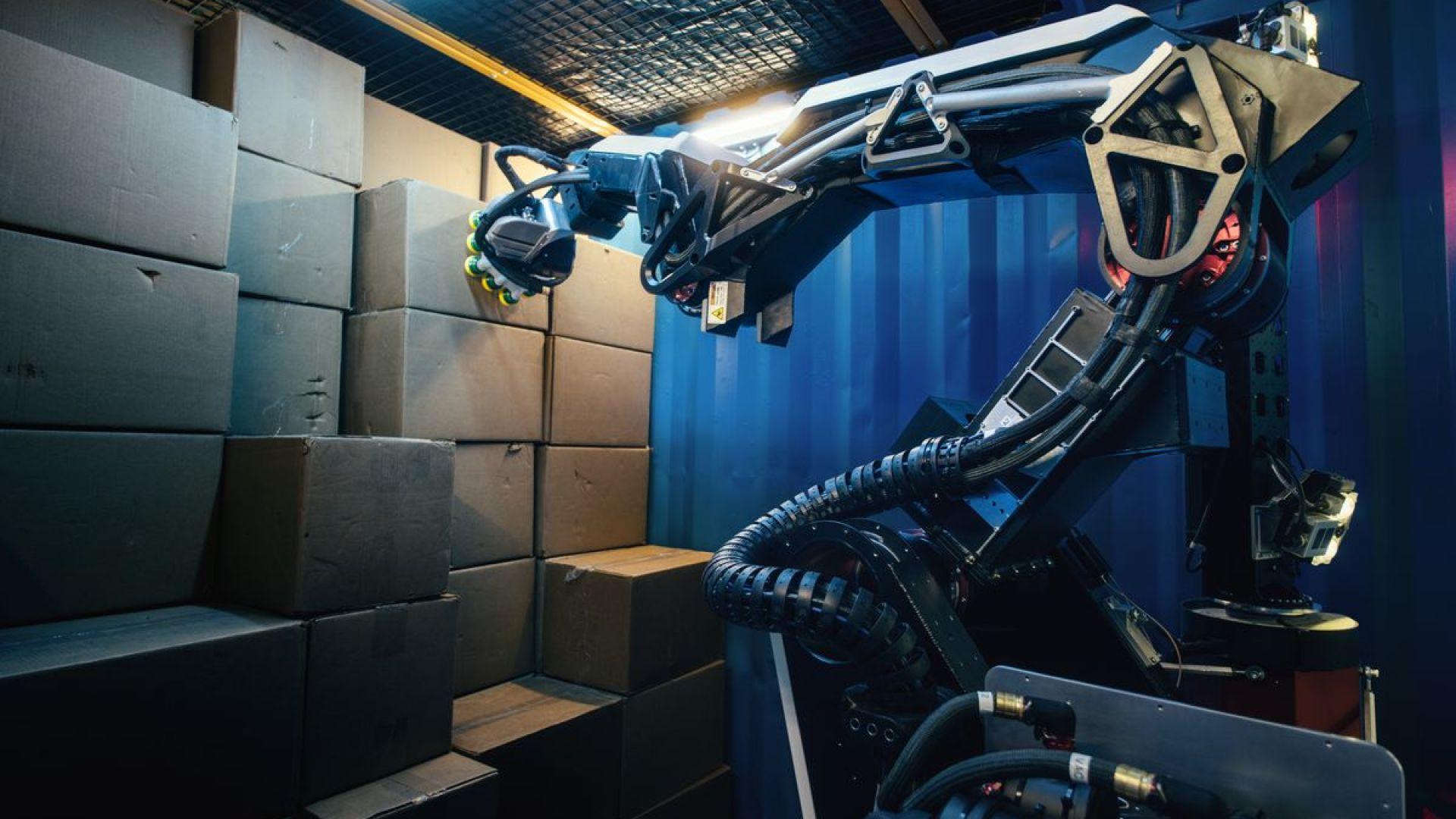 Boston Dynamics показа нов робот за складови помещения