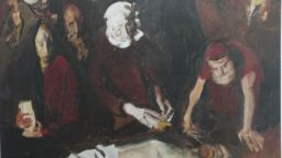 Националната галерия представя 57 творби на Корнелиу Баба