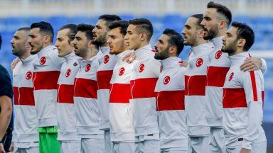 Турците се извиниха за отпадането си и видяха светло бъдеще пред отбора
