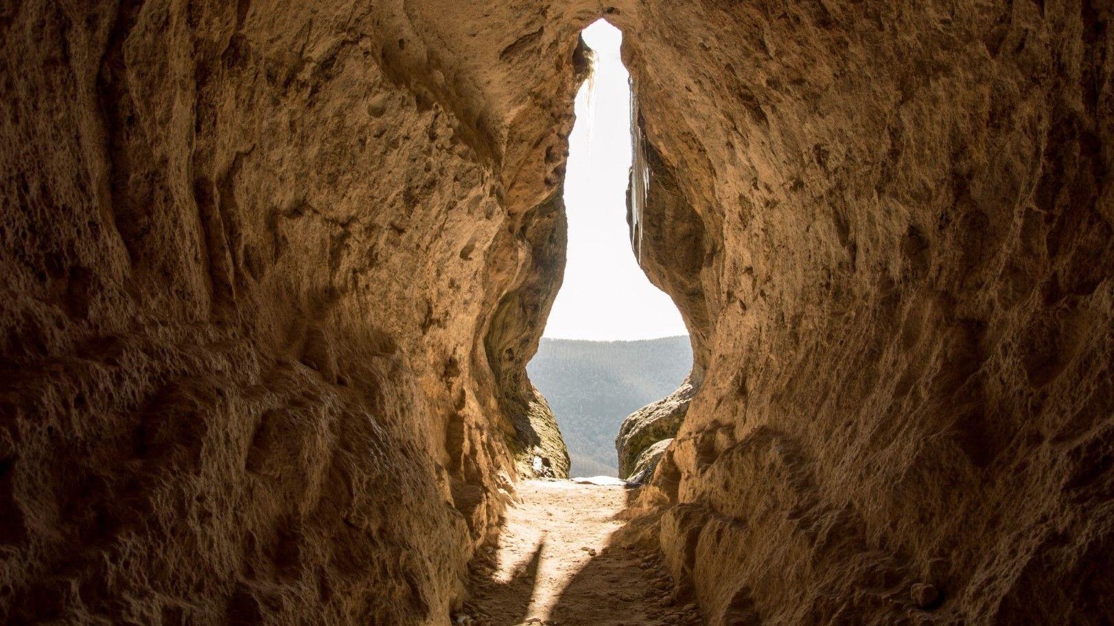 Пещера Утробата е била тракийско светилище