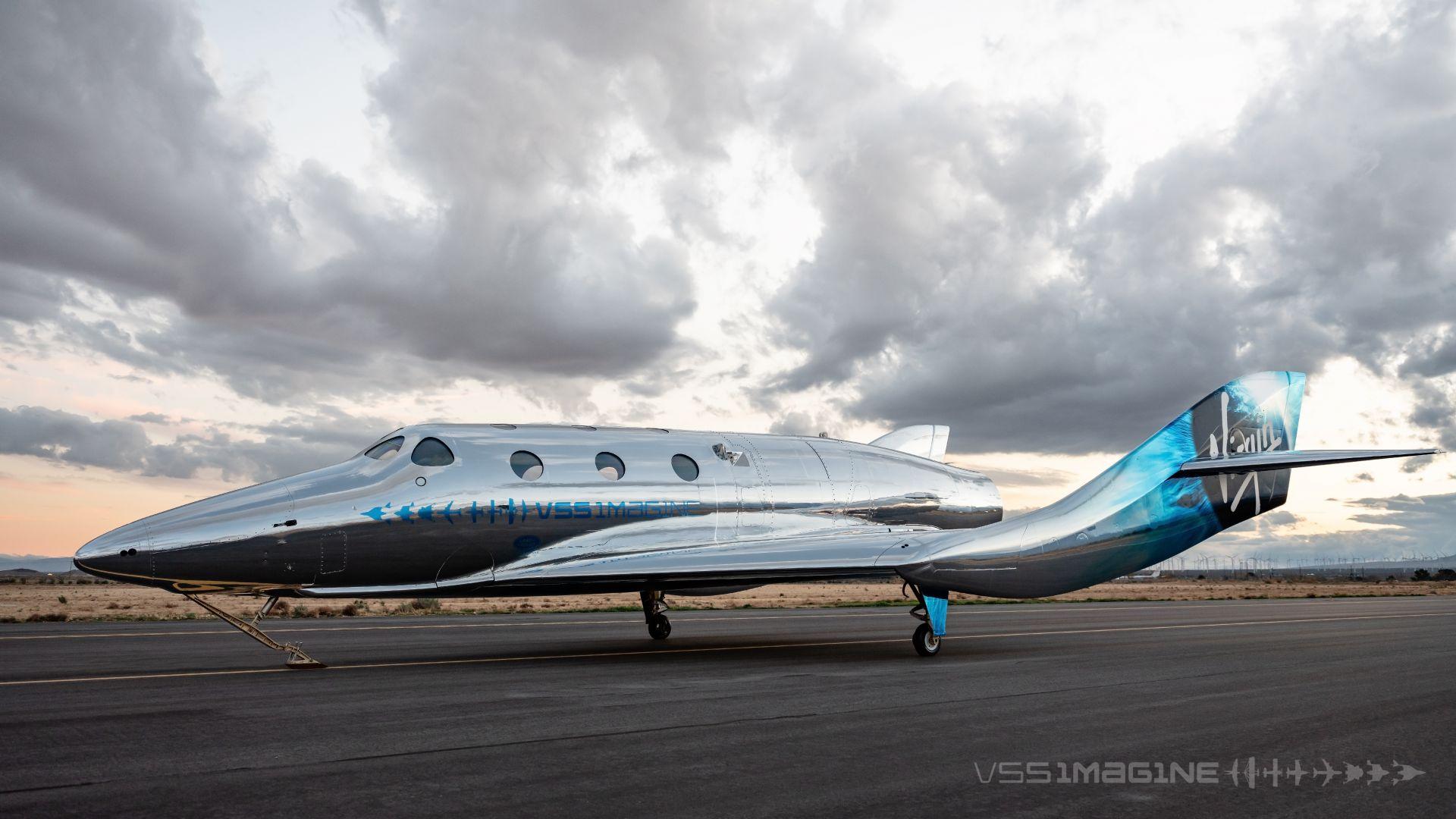 Virgin Galactic е готова с ново поколение космически кораб