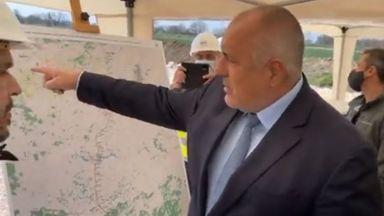 Борисов: На 30 декември трябва да е готов интерконекторът с Гърция (видео)