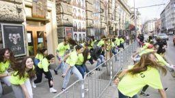 """""""Jerusalema Dance Challenge NATFA"""" тръгва в мрежата (видео)"""