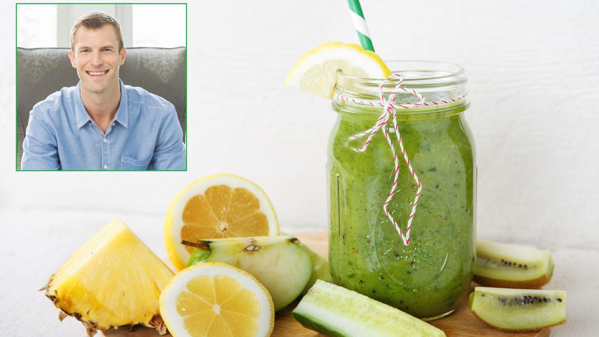 Сок с ананас и джинджифил намалява възпалението в тялото