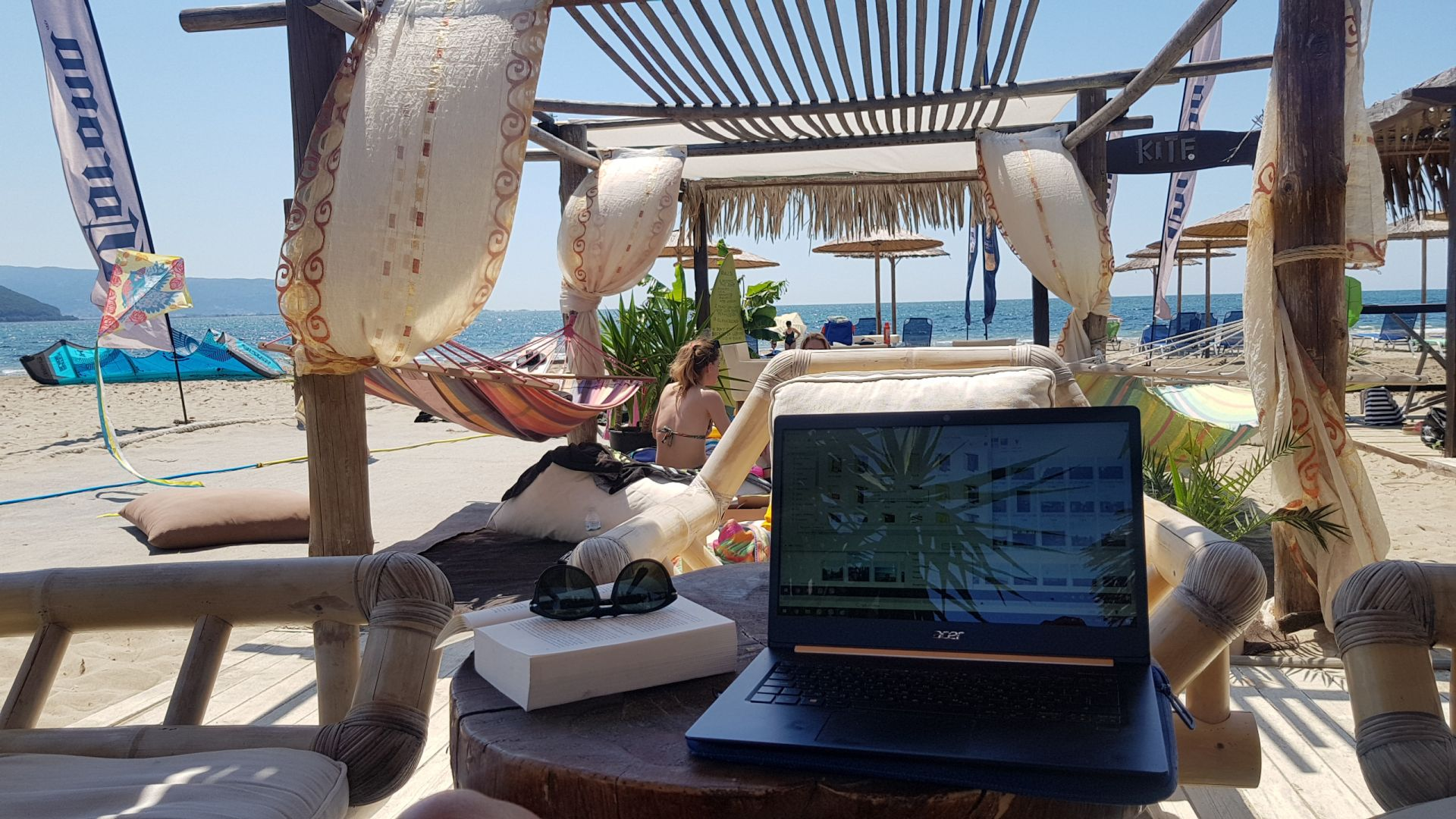 Офис в Гърция