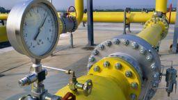 Експортната цена на руския газ може да превиши 200 долара за 1000 кубични метра
