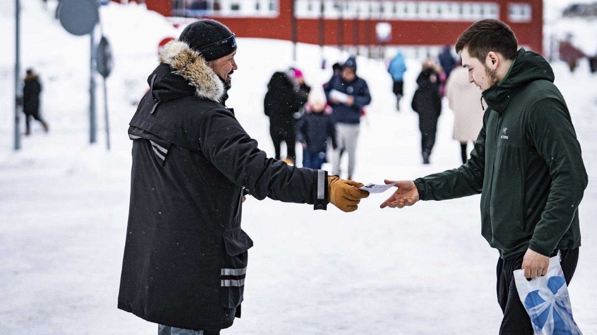 Гренландия гласува под погледа на минните компании