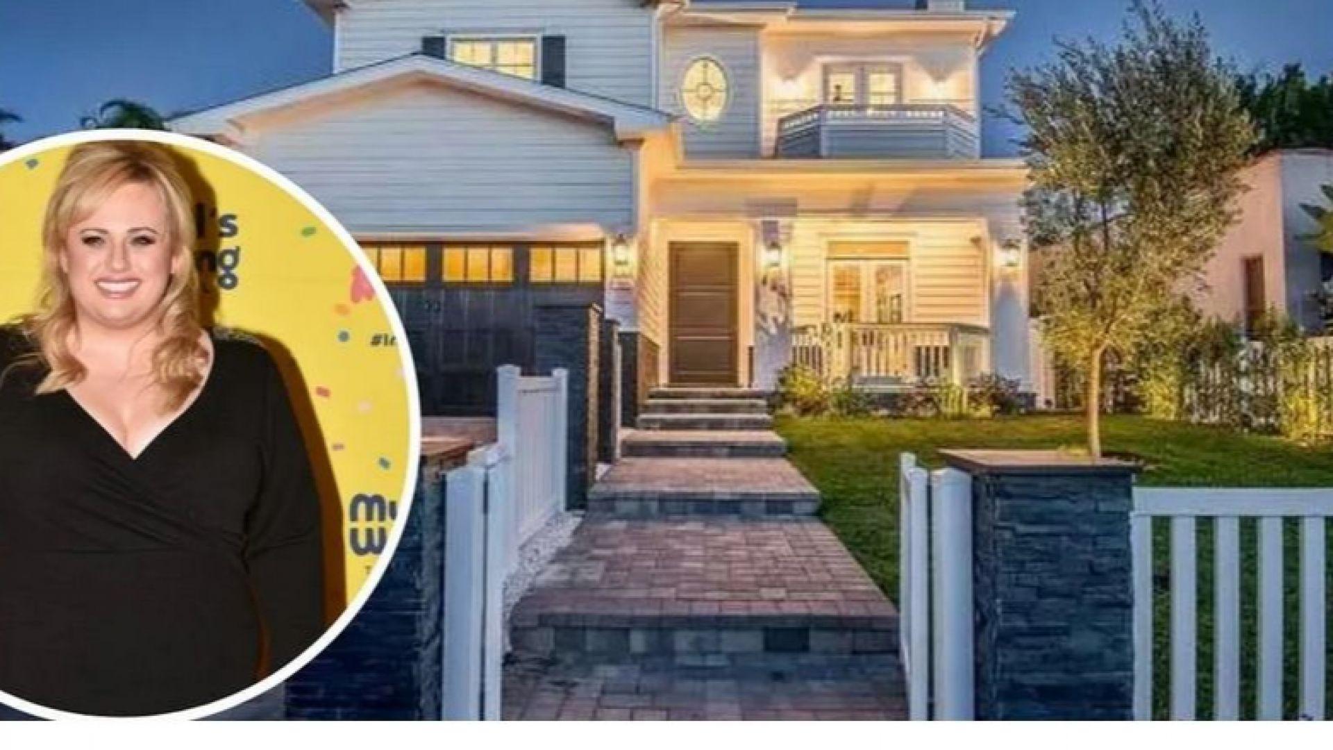 """Влезте в холивудското имение на Ребъл Уилсън за """"скромните"""" 3 млн. долара (снимки)"""