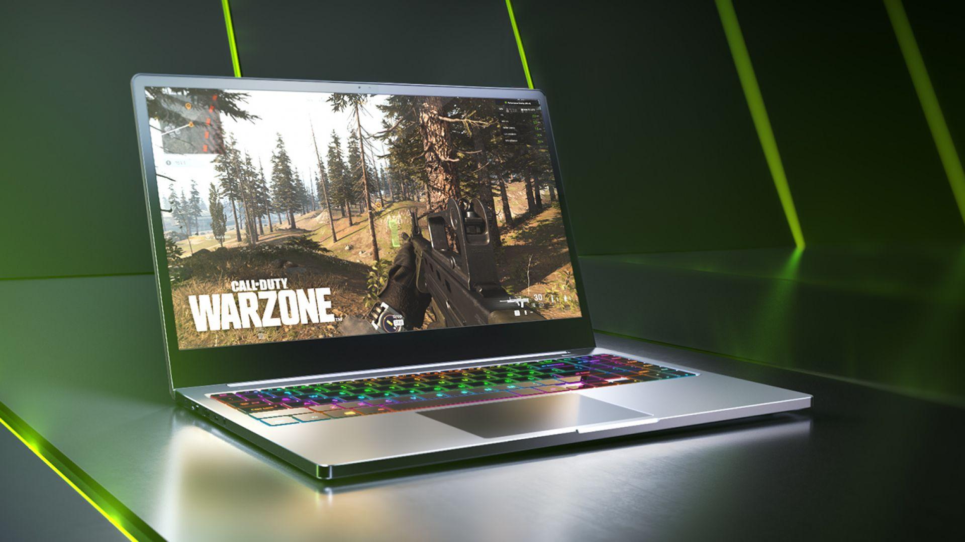 Мобилната видеокарта GeForce RTX 3050 е по-слаба от GeForce RTX 2060