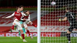 Жокерът Жота вдъхнови Ливърпул за разгром в дома на Арсенал
