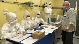Как гласуват русенци в Covid отделенията на болниците (видео)