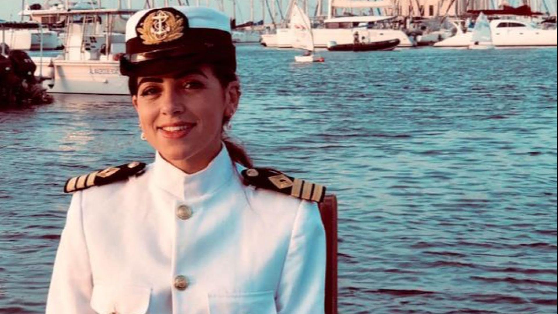 Нарочиха за кризата в Суецкия канал първата жена капитан в Египет