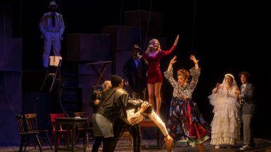 """""""Радован III"""" - за проклятието и благословията да живеем на Балканите, на сцената на Младежкия театър"""