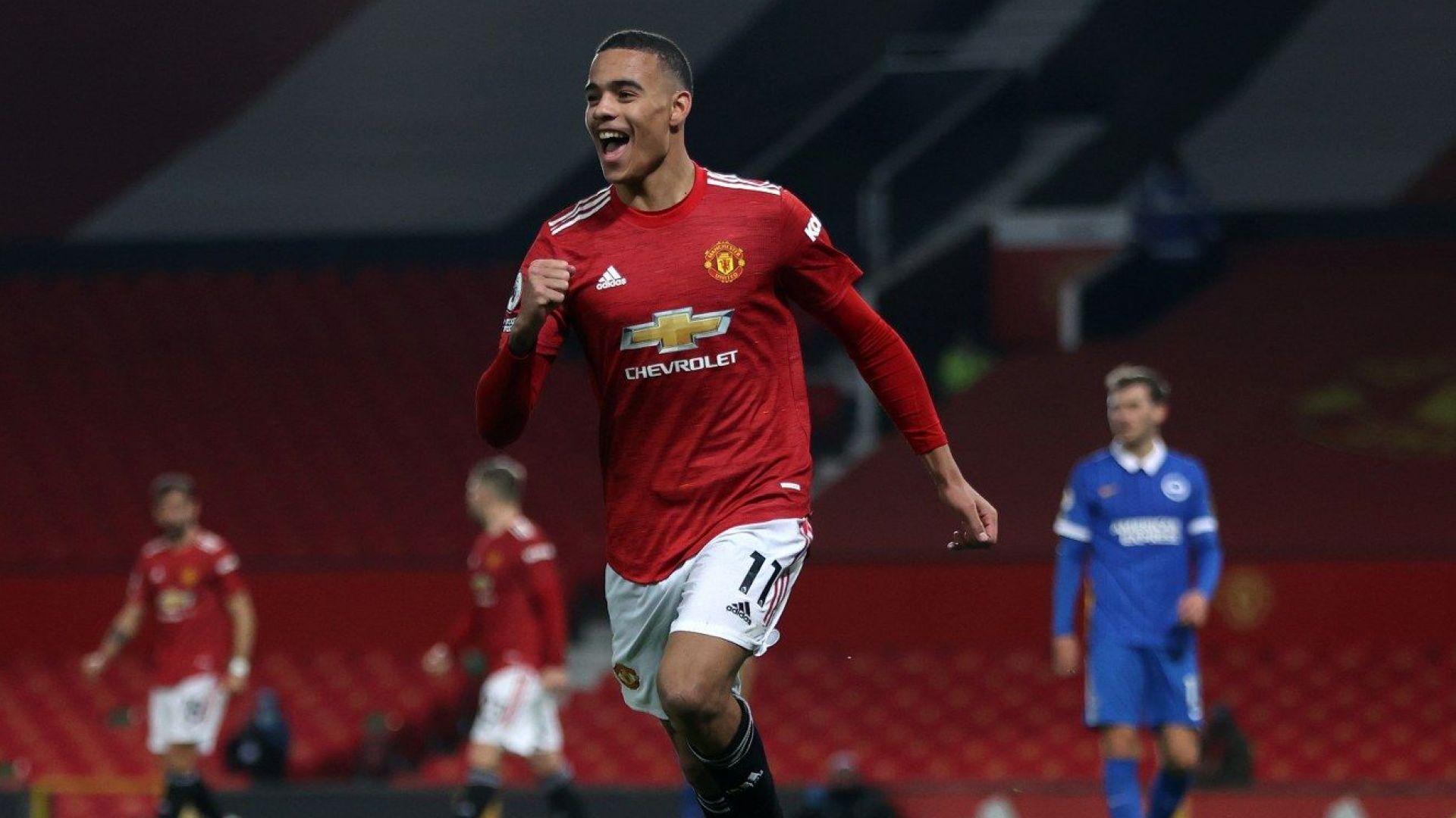 Юнайтед отново победи от губеща позиция, утвърди второто си място