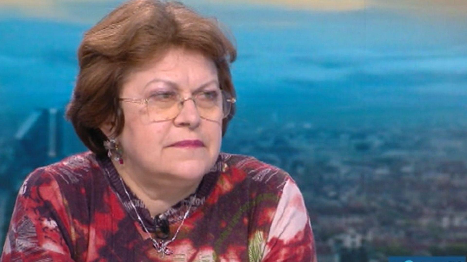 Татяна Дончева: Не може да дадеш националната сигурност на дансаджия от Кюстендил