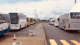 Въвеждат ред при престоя на туристическите автобуси в Бургас