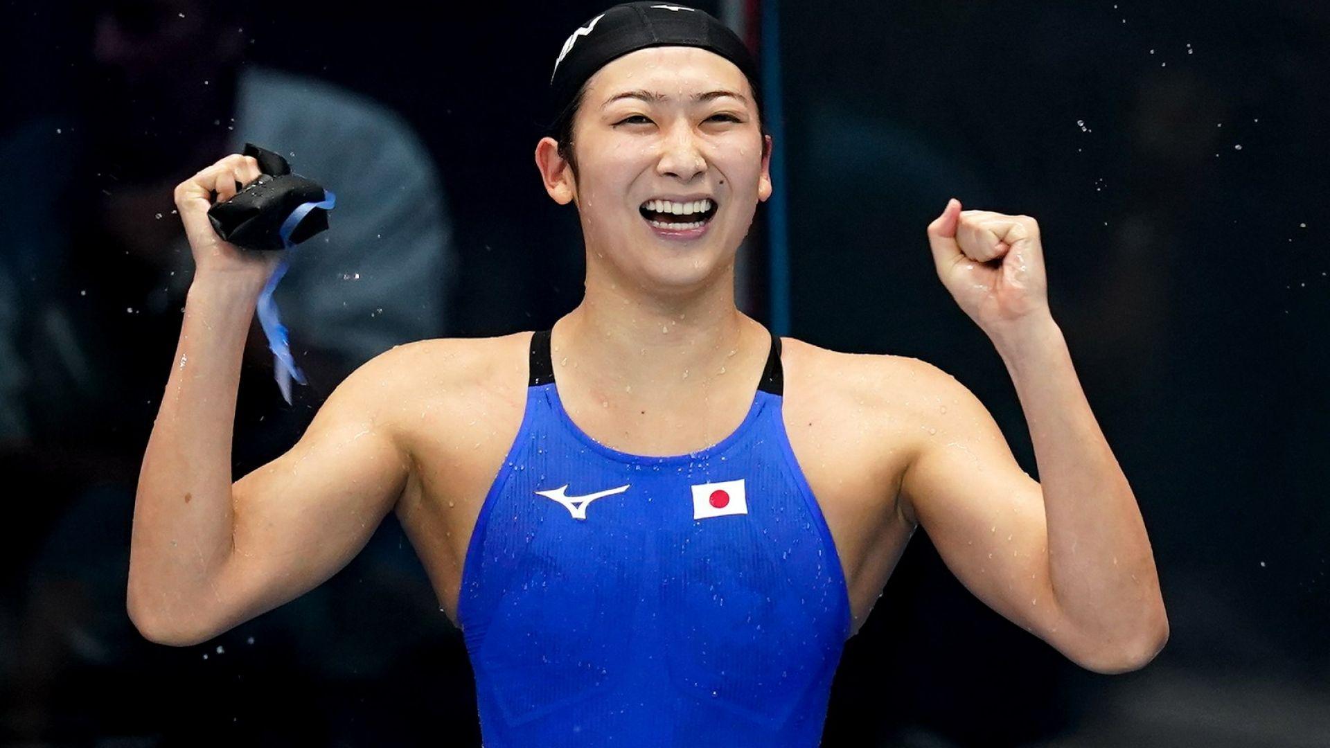 20-годишна плувкиня се класира за Олимпиадата 2 години след тежка диагноза