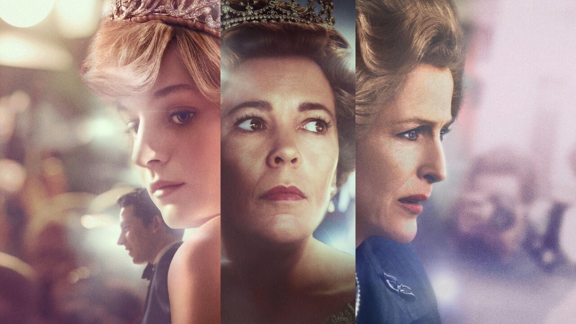 """Netflix триумфира и със сериала """"Короната"""" на наградите на Гилдията на актьорите"""