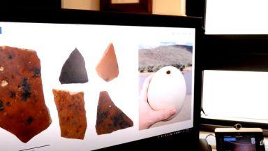 Артефакти на 105 000 години в Калахари оспорват идеята, че цивилизацията се е появила в крайбрежните райони