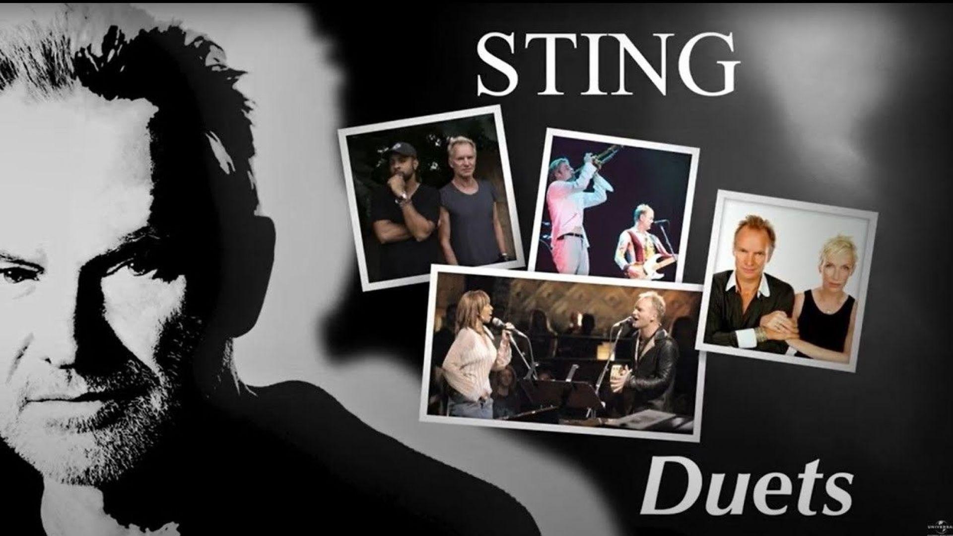 """От """"Desert Rose"""" до """"September"""": дуетите на Стинг в интерактивен уебсайт, посветен на новия му албум"""