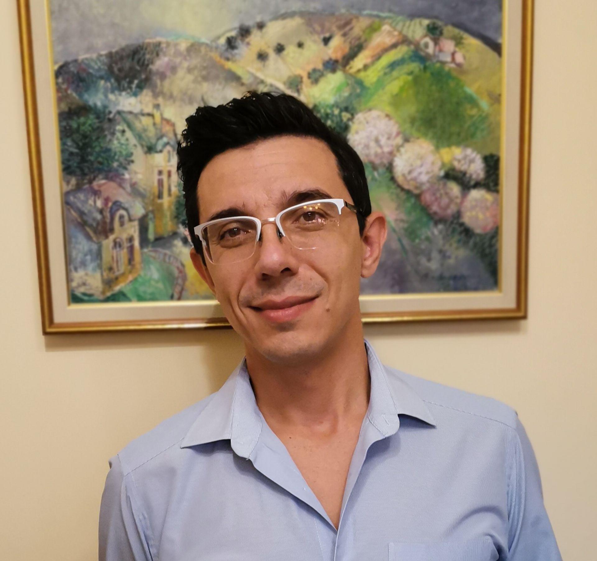 д-р Тодор Тодоров, педиатър