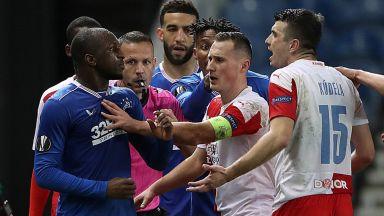Тежко наказание след расисткия скандал: УЕФА извади чех от Европейското