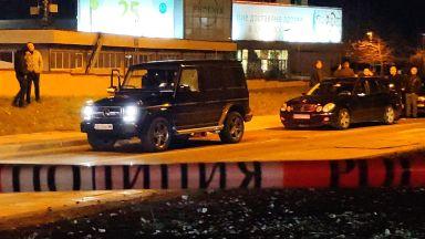 Разстреляха показно бизнесмен в колата му пред очите на дете (снимки, видео)