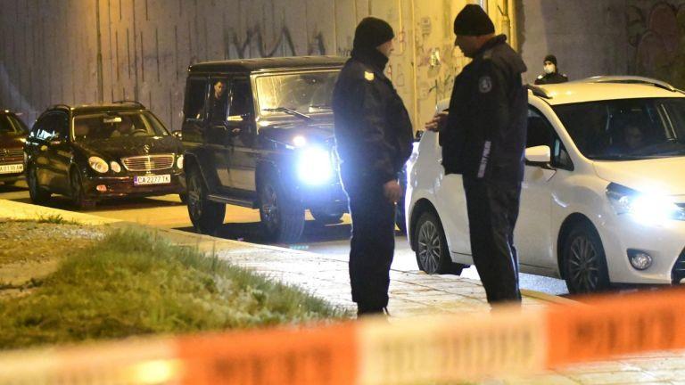 Поръчково убийство е основната версия, по която работят столичните криминалисти