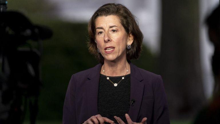 Джина Раймондо - министър на търговията на САЩ
