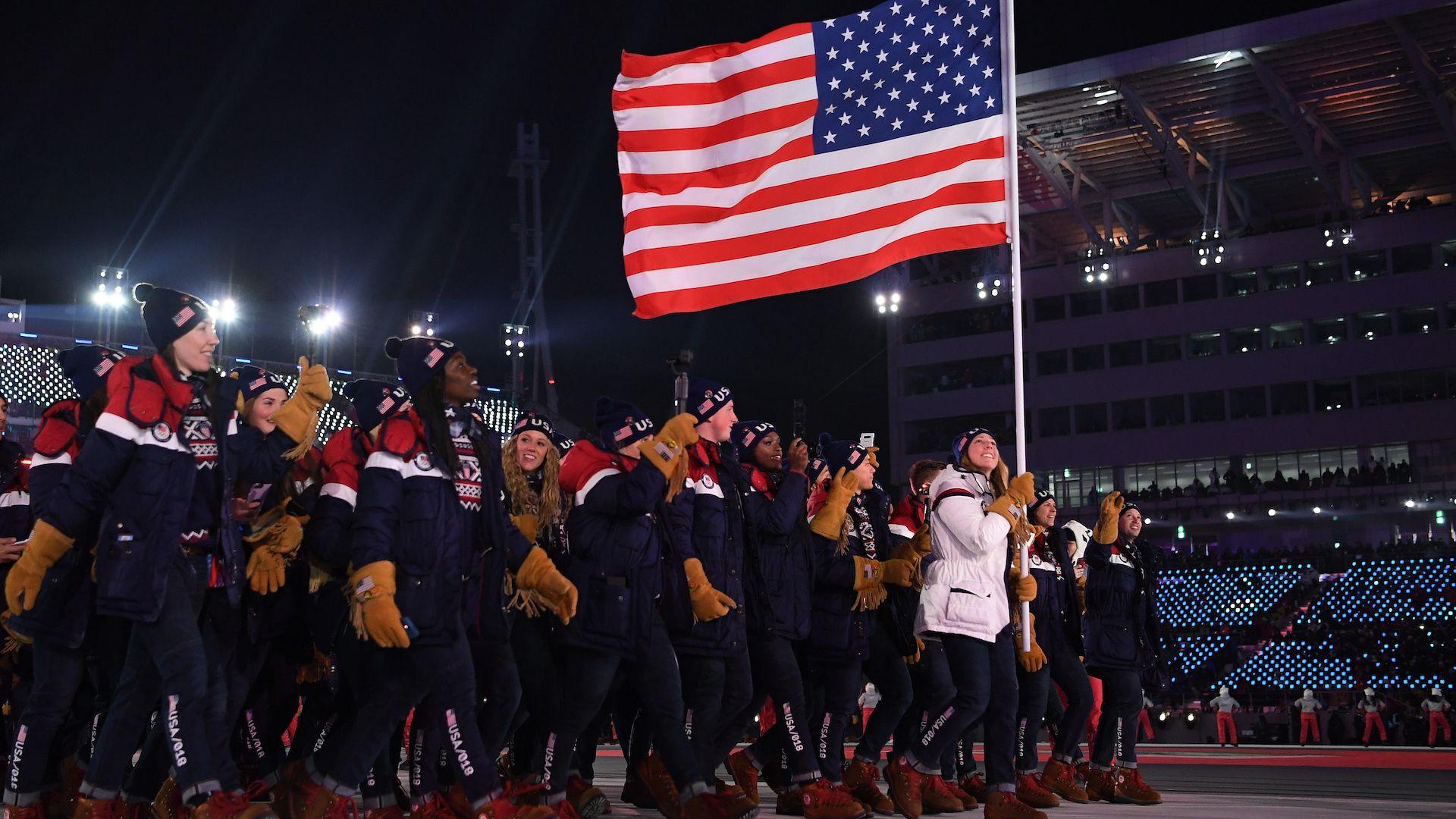 САЩ обмисля бойкот на Олимпиадата в Пекин
