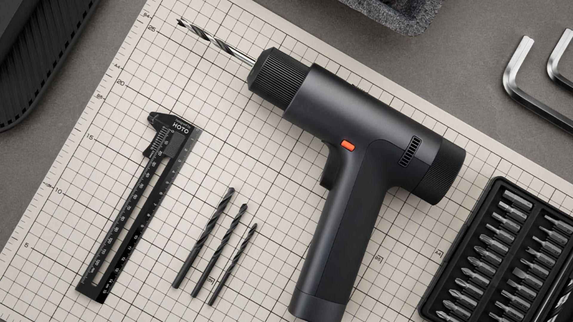 Xiaomi представи електрическа дрелка с дисплей