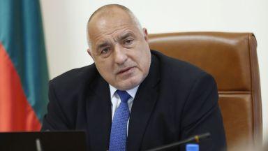 Премиерът депозира оставката на кабинета Борисов-3