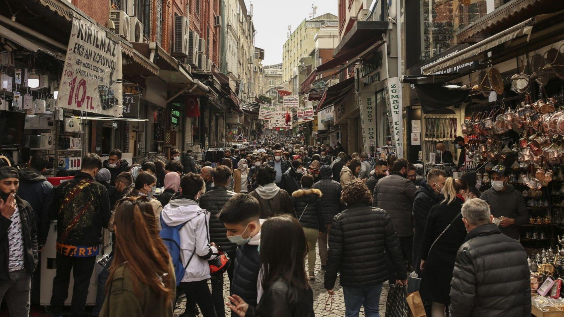 Бум при покупките на имоти от чужденци в Турция