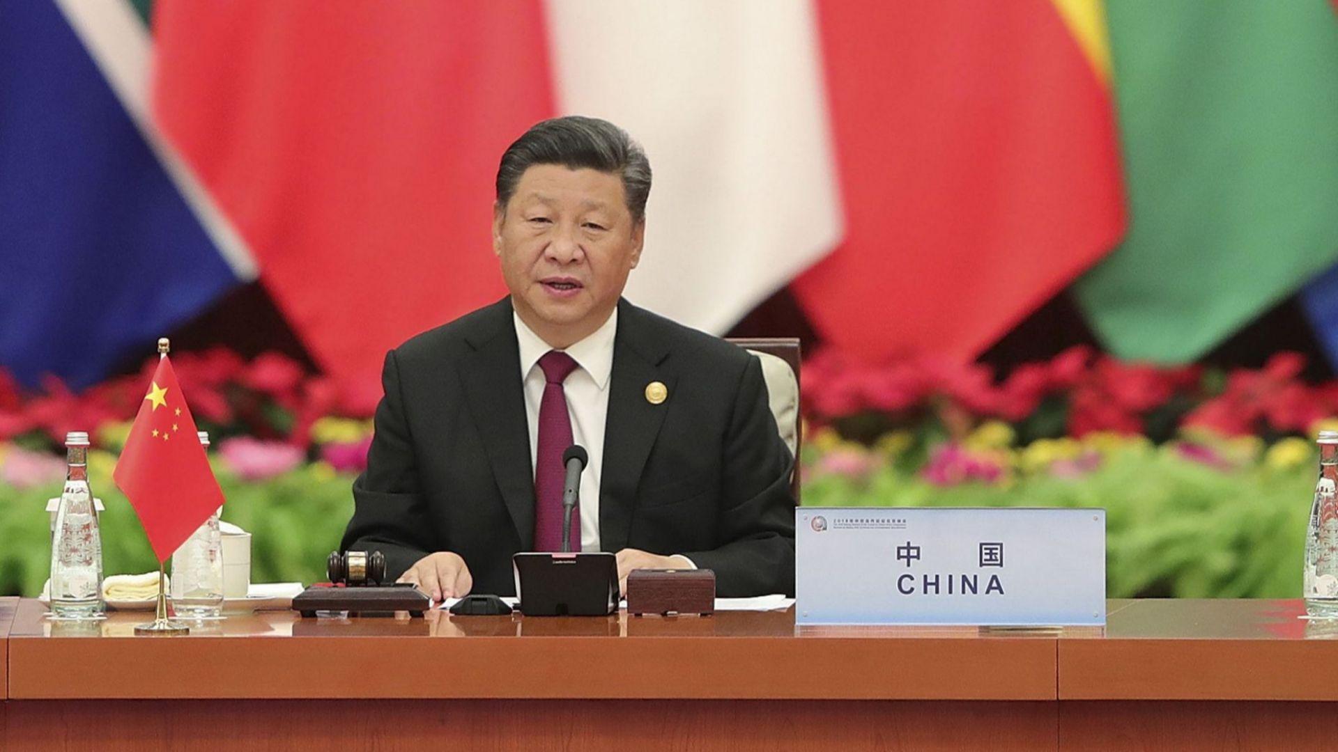 Си Цзипин пред Меркел: Отношенията ЕС-Китай са изправени пред предизвикателства