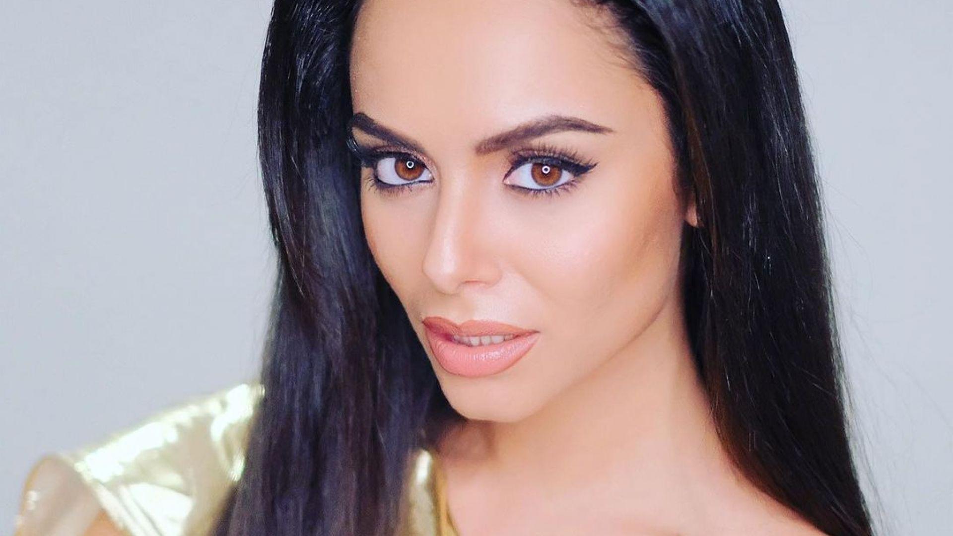 Виктория Лазарова - българката с едно от 10-те най-красиви лица без грим в света (снимки)