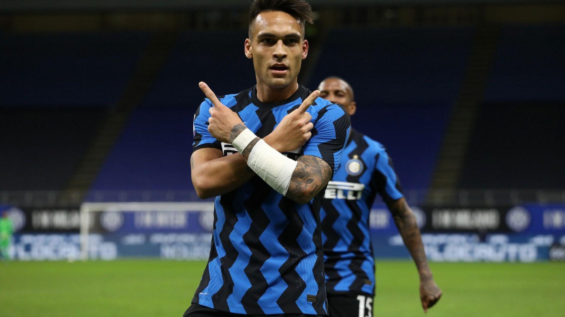 Интер направи поредна голяма крачка към титлата, Юве взе дерби