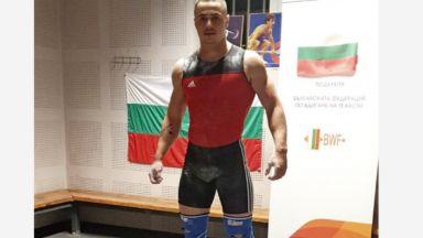 Дебютант донесе сребро за България на Европейското по щанги