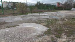 Защо бетоновози редовно изливат бетон в зелени площи в Пловдив?