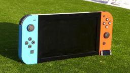 Влогър създаде Nintendo Switch с големината на телевизор