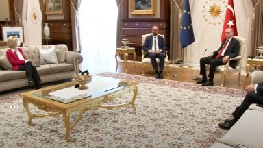 """Турските медии: """"Дивангейт"""" задвижи промяна  на европейския протокол за пръв път  от над 60 години"""