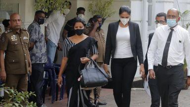 """Арестуваха """"Мисис Свят"""" в Шри Ланка"""