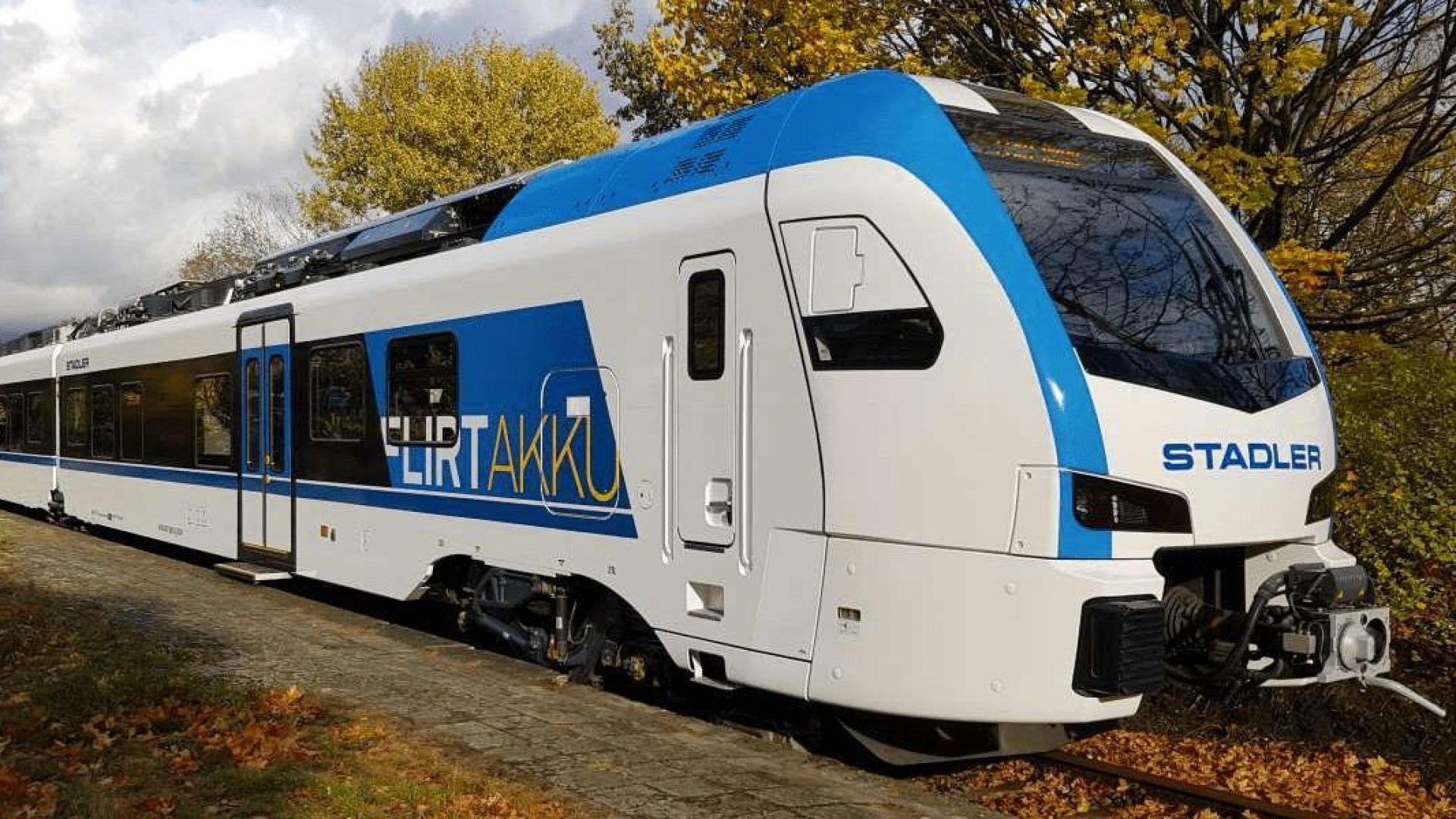 Сърбия с три модерни скоростни влака до края на годината