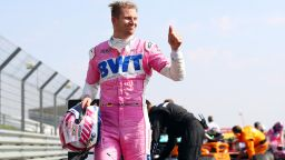 Златната резерва Хюлкенберг се завърна във Формула 1